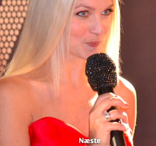 Schaumburg-Müller: Ny Bond-babe ! Medina, James Bond, Christiane Schaumburg-Müller, gossip, tvguide