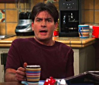 Narkovraget Sheen i ny filmrolle ! Charlie Sheen, Bree Olson, porno, tvguide.dk, gossip, afvæning
