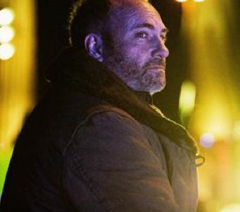 Kim Bodnia undersøger mord på prostitueret ! Kim Bodnia, Broen