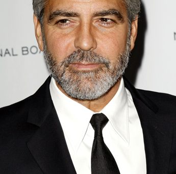 George Clooney gifter sig dansk ! George Clooney, Elisabetta Canalis, tvguide.dk, gossip
