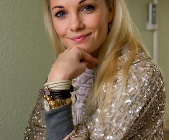 Caroline Fleming: nærmest 21 år ! Niclas Bendtner, Caroline Fleming