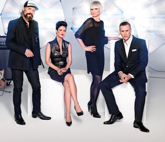 TV2's store satsning er en blindtest ! L.O.C., Aqua, Voice