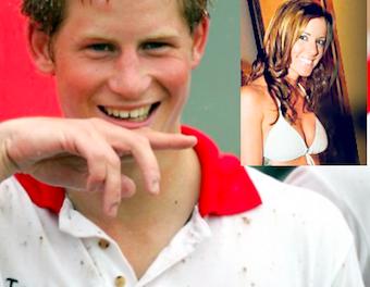 Prins Harry forager med ny kæreste ! Prins Harry, tvguide.dk, gossip