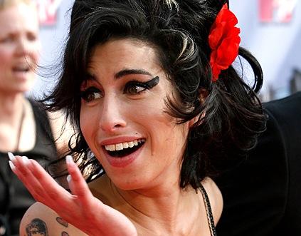 Amy Winehouse døde ikke af narko ! Amy Winehouse,