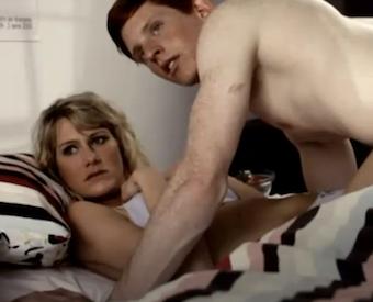 TV2 bandlyser fræk reklame ! Barbara Zatler, tvguide.dk, gossip