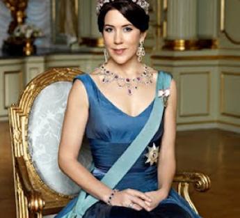 Kronprinsessen: Nu i militæret ! Kronprinsesse Mary,