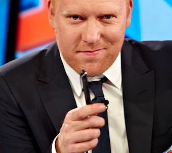 Breinholt joker med sin ven L.O.C.  til Tv-show ! Anders Breinholdt, L.O.C.