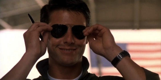 Tom Cruise klar med ny Top Gun film !