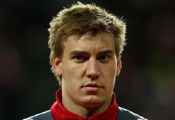 Bendtner anholdt for vandalisme! Nicklas Bendtner,