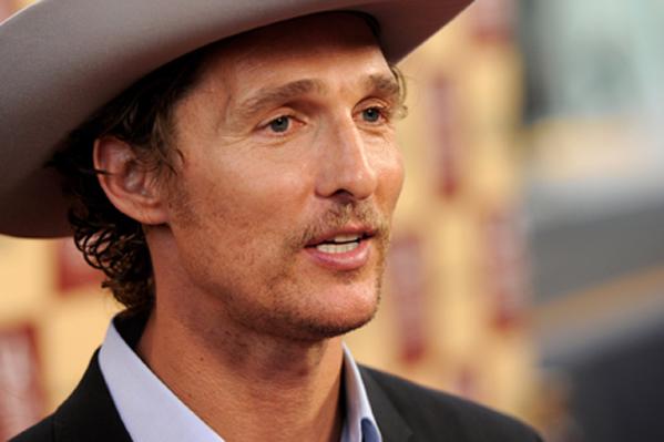 Matthew McConaughey skal giftes! Matthew McConaughey, Camila Alves,