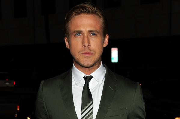 Gosling gør sig lækker for dansker! Ryan Gosling, Nicolas Winding Refn,
