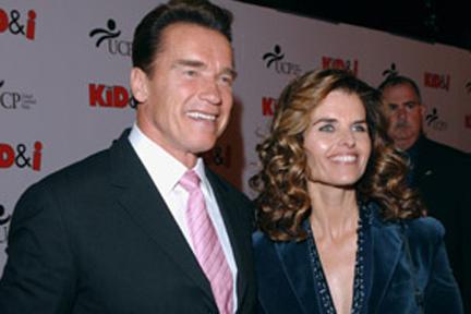 Schwarzenegger kan få Shriver tilbage! Arnold Schwarzenegger, Maria Shriver,