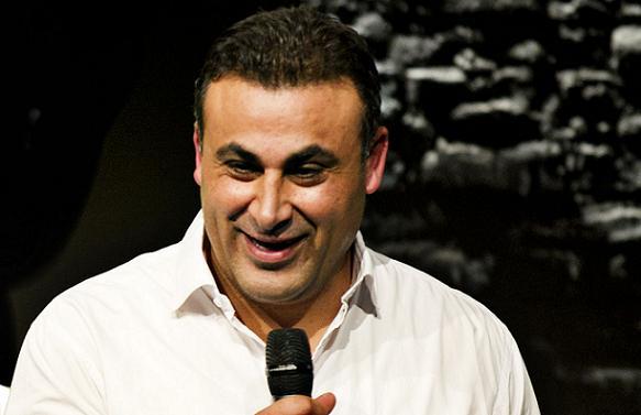 Super-Brian i kamp mod Naser Khader! Vild med comedy, naser khader, brian nielsen,