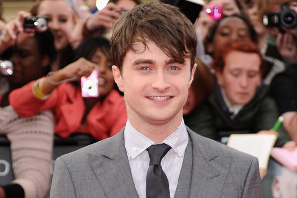 Daniel Radcliffe afhængig igen! Daniel Radcliffe,