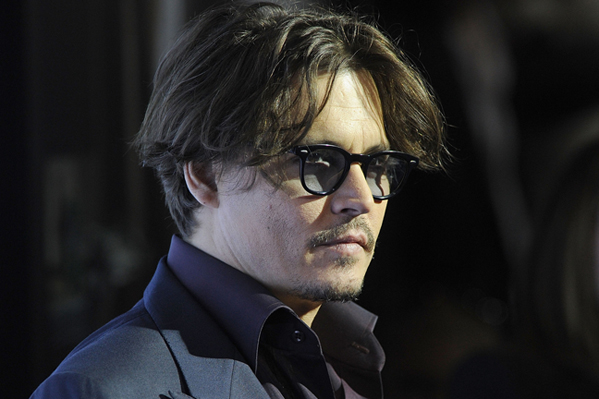 Johnny Depp utilpas i virkeligheden! Johnny Depp,