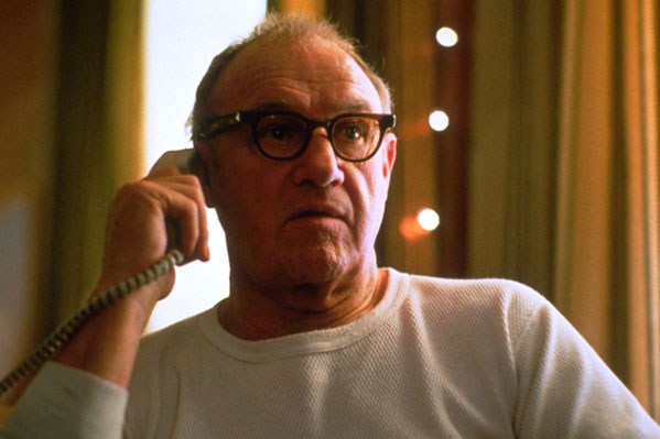 Gene Hackman i trafikuheld! Gene Hackman,