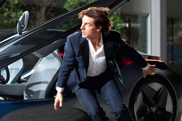 Biler beviser Cruises heteroseksualitet! Tom Cruise, Rosie O'Donnell,