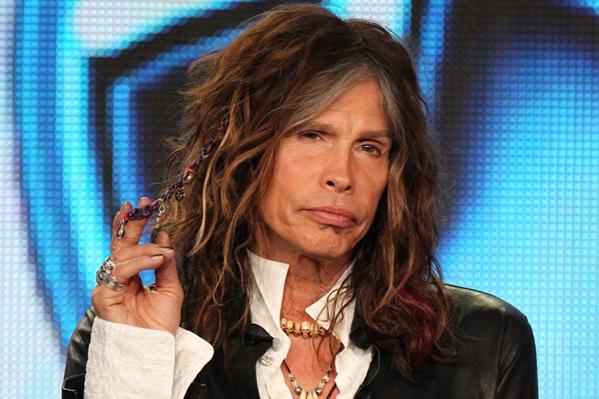 Steven Tyler værre end Janet Jacksons bryst! Steven Tyler, Aerosmith, American Idol,