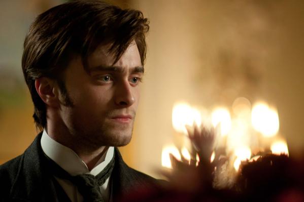 Radcliffe frygter glatbarberede kvinder! Daniel Radcliffe, The Woman in Black,