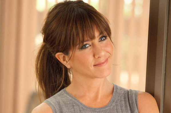 Jennifer Aniston vild med laserporno! Jennifer Aniston, Brad Pitt, Paul Rudd, Wanderlust,