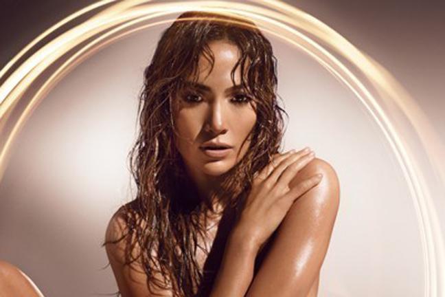 Jennifer Lopez nøgen i ny reklame! Jennifer Lopez,