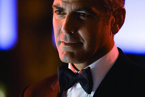 George Clooney kysser mand! George Clooney, Billy Crystal, Oscar,