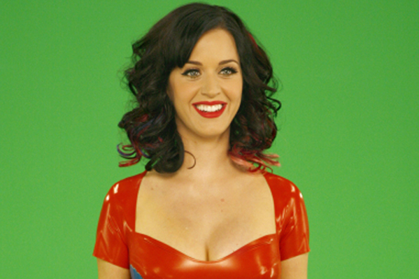 Katy Perry truet af kylling! Katy Perry, Russell Brand,