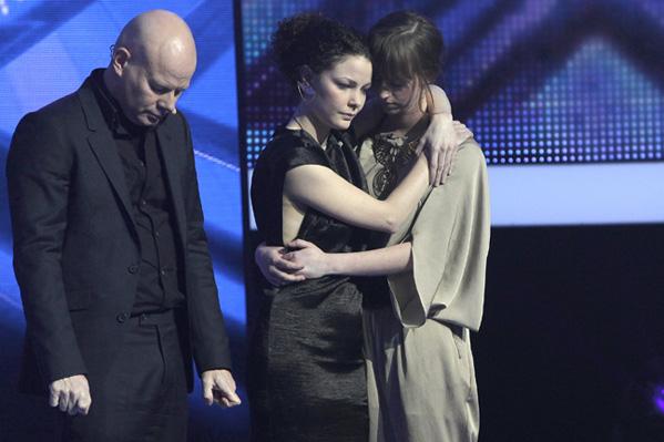 Vraget duo: Blachman er ukærlig! X Factor, Thomas Blachman, Tandberg & Østenby,