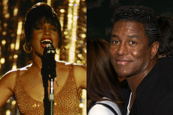 Whitney: Affære med Jackos bror! Whitney Houston, Michael Jackson, Jermaine Jackson,