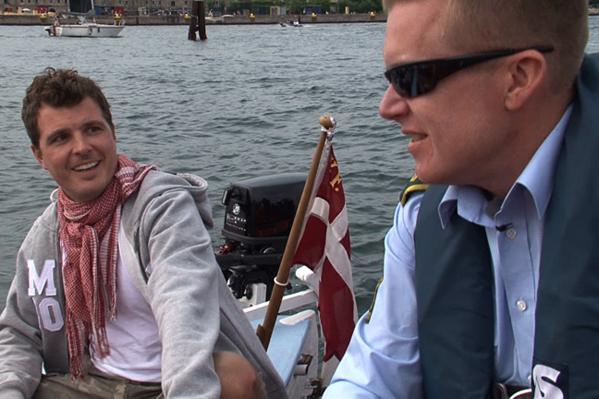 Pelle Hvenegaard knaldet af politiet! Pelle Hvenegaard, Politijagt,