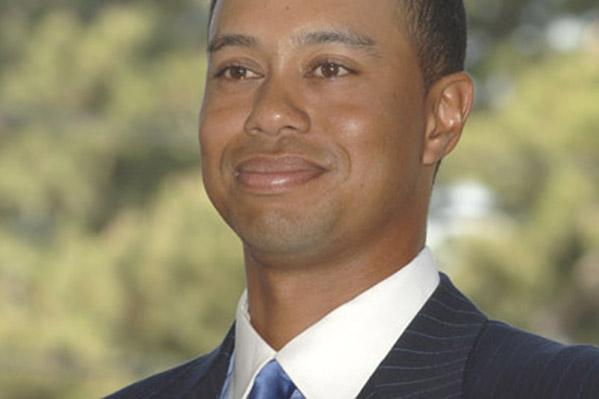 Woods nød at læse om sexskandale! Tiger Woods,