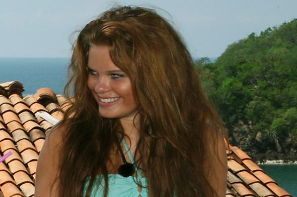 Paradise-Jeanette amok i sengen! Paradise Hotel, Jeanette, Julian, Sebastian,