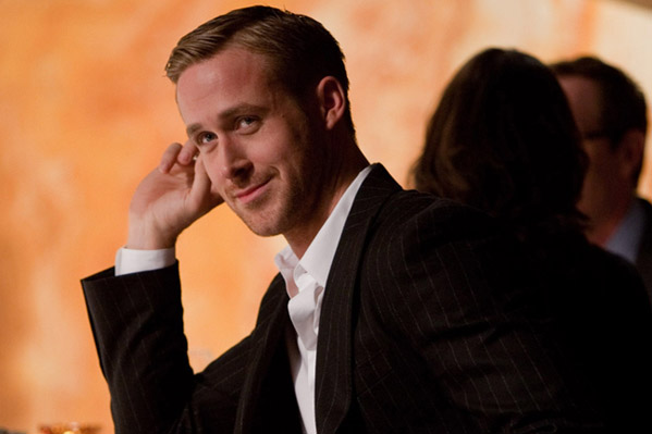 Ryan Gosling redder journalists liv! Ryan Gosling,