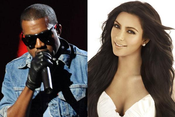 Kanye West dater Kim Kardashian! Kanye West, Kim Kardashian,