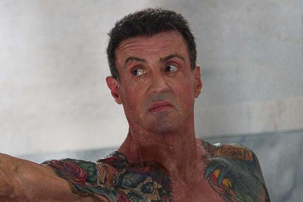 Stallone snydt af bondefanger! Sylvester Stallone,