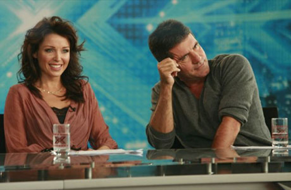 Cowell: Affære med Minogue! Simon Cowell, Dannii Minogue, X Factor,