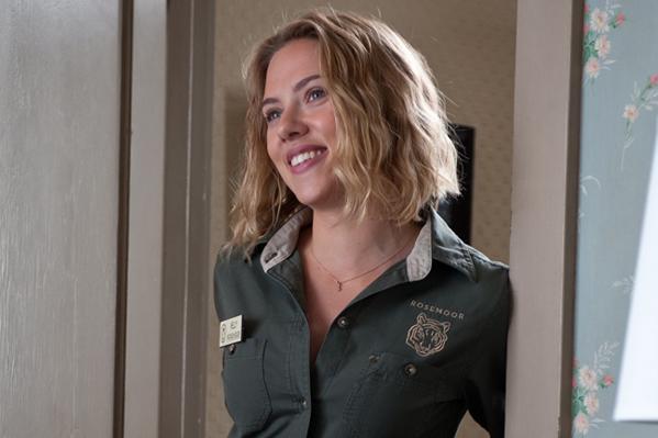 Johansson klar til von Trier! Scarlett Johansson, Lars von Trier, Susanne Bier, The Avengers,