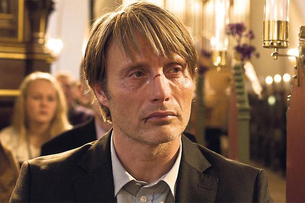 Mads Mikkelsen græd i otte timer! Mads Mikkelsen, Jagten, Thomas Vinterberg,