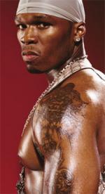 50 Cent pekas ut i steroid- skandal 50 cent