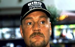 Comeback til Super Brian Nielsen mod Holyfield !! brian nielsen