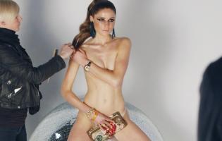 Caroline Fleming på jagt efter nye modeller ! Caroline Fleming,topmodel,