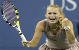 Caroline Wozniacki skal spille kl. 18.00 Caroline Wozniacki, tennis,