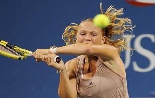 Caroline Wozniacki vises i 3D ! French Open, Caroline Wozniacki, Roger Federer, Rafael Nedal