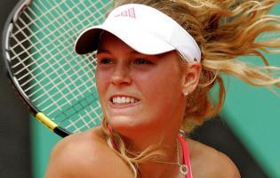 Carolines ugeløn: 2,3 mil. Caroline Wosniacki, tennis
