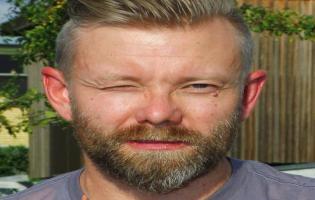 Casper Christensen på streng slankekur Casper Christensen, Frank Wham, Iben Hjejle