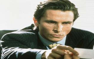 Christian Bale træt af rygklappere Christian Bale, American Psycho, Batman, Terminator