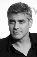 Clooney er vild med Brangelina George Clooney, Brad Pitt, Angelina Jolie