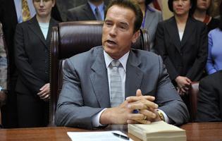 Arnold Schwarzenegger vælter København ! Arnold Schwarzenegger