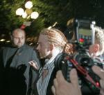 Axl Rose anholdt i Stockholm Axl, Rose