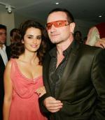 Bono og Cruz nyt par bono, cruz